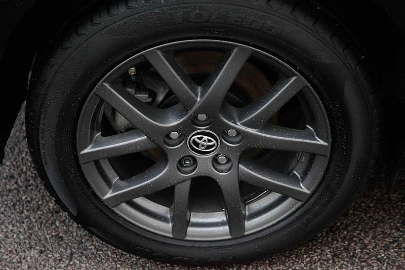 Toyota Verso 5-Dr 1.6 D-4D Trend
