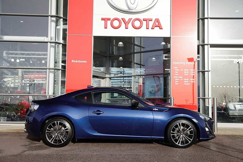 Toyota GT86 2.0 3-Dr