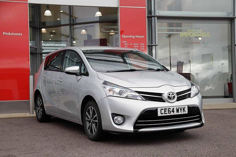 Toyota Verso 1.6 Icon 5-Dr CRUISE CONTROL