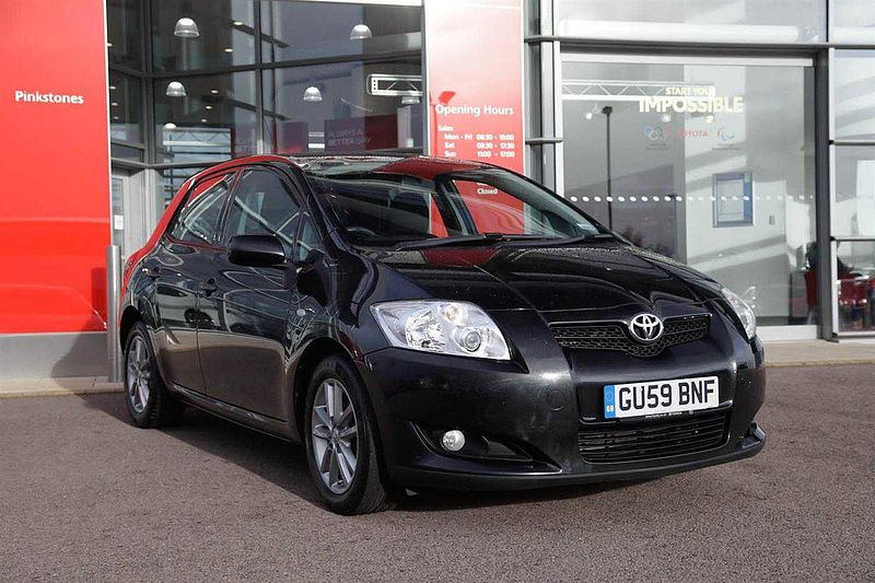 Toyota Auris 1.33 VVT-i TR 5-Dr TOO GOOD TO TRADE
